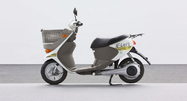 Suzuki electric scooter launch India 2020